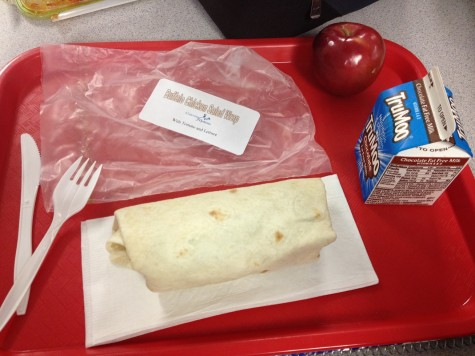 A school lunch evolves and students are a lot happier