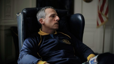 Steve Carell plays against type to deliver a haunting performance as multi-millionaire John du Pont.