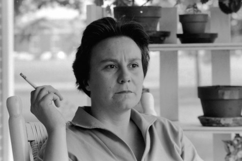 Author Harper Lee in 1962, the year her classic novel was turned into a classic film.