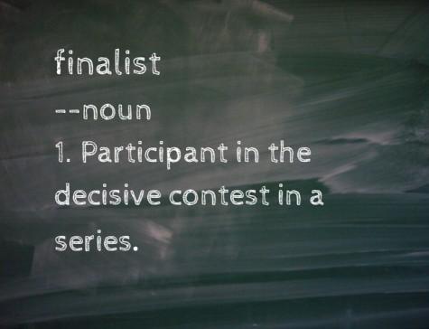 Five finalists, but no winner in principal contest