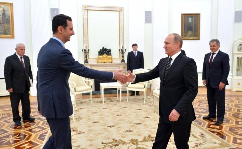 Putin complicates the puzzle that already is Syria