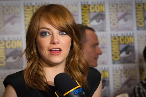 Emma Stone was cast as a character of Asian descent in Cameron Crowe's latest film.