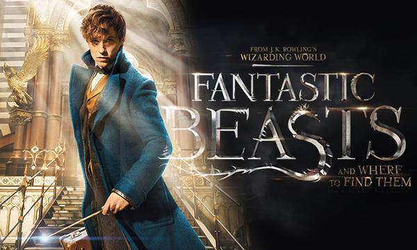 The film is a much-anticipated prequel to the <em>Harry Potter</em> stories.