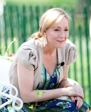 Author J.K. Rowling has multiple films in mind depicting the early Harry Potter universe.