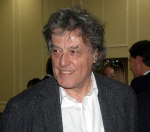 Why not British playwright and screenwriter Tom Stoppard for the Nobel?