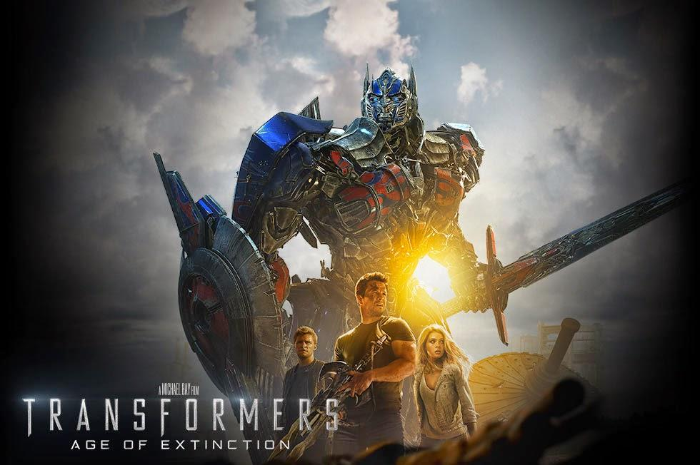 The fourth Transformers movie didn't exactly re-invent the wheel.