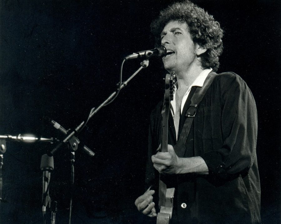 Bob+Dylan+is+the+first+musician+to+win+the+Nobel+Prize+for+Literature.