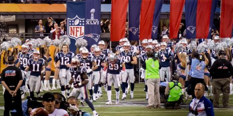 Patriots gunning to repeat as champions