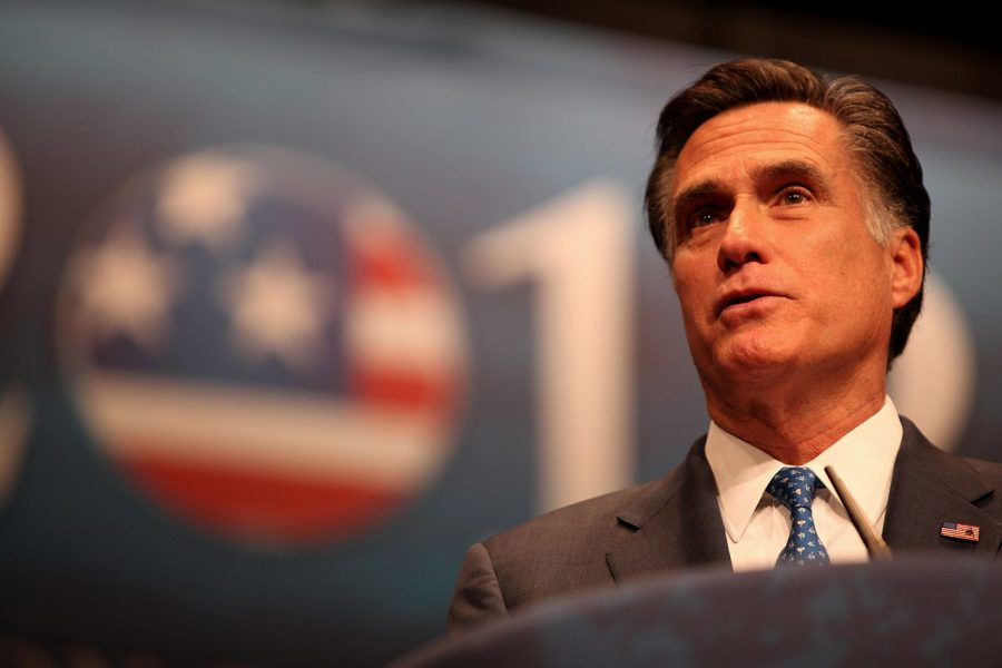 Former+Massachusetts+Gov.+Mitt+Romney+seems+poised+to+make+a+senate+run+in+Utah.