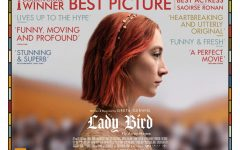 Greta Gerwig's <em>Lady Bird</em> is nominated for five Academy Awards.
