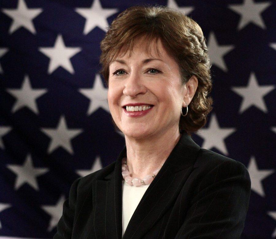 Sen.+Susan+Collins+%28R-Maine%29+cast+a+controversial+vote+to+confirm+U.S.+Supreme+Court+Justice+Brett+Kavanaugh.