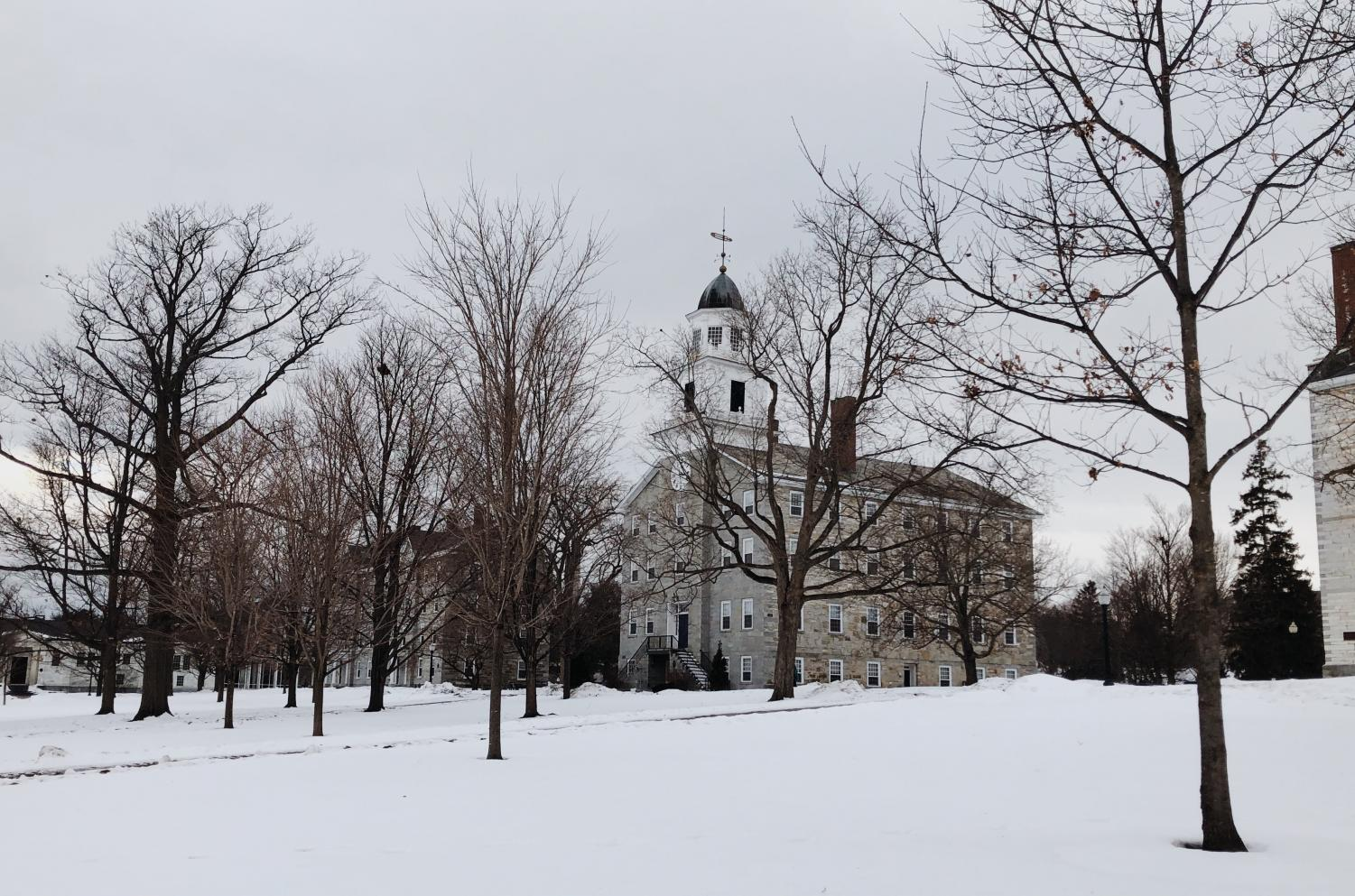 Middlebury College in Vermont is among the author's college choices.