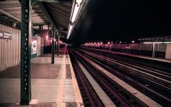 In a month-and-a-half, subway platforms and city streets have become deserted amidst the coronavirus pandemic.