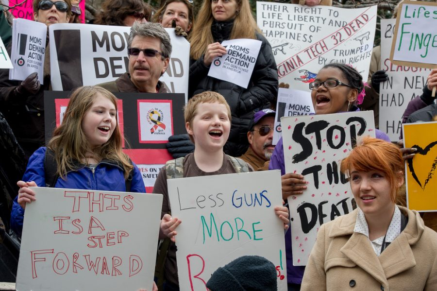 Students have seized control of the gun debate, forcing politicians to take notice.