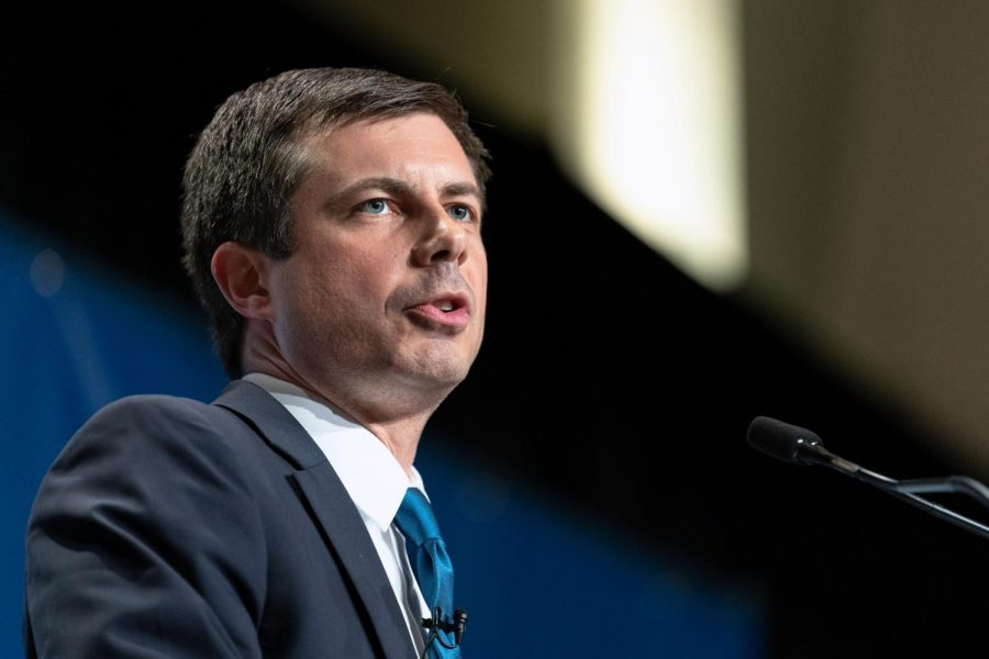Pete Buttigieg has seen his support ebb and flow in Iowa.