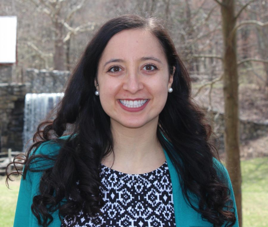 Samantha Perlman, 24, is Marlborough's youngest-ever Councilor-at-Large.