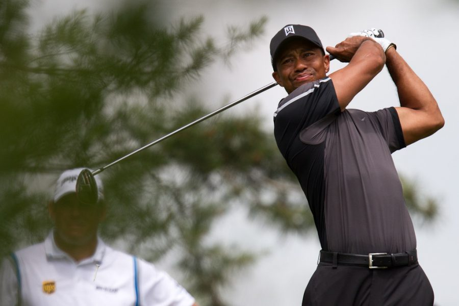 Tiger+Woods+has+spent+his+life+defying+the+odds.